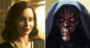 Qi'Ra y Darth Maul