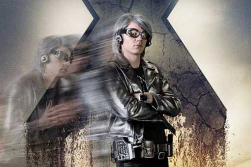 Quicksilver X-Men: Fénix Oscura