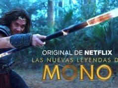 Las nuevas leyendas de Mono de Netflix - Dragon ball