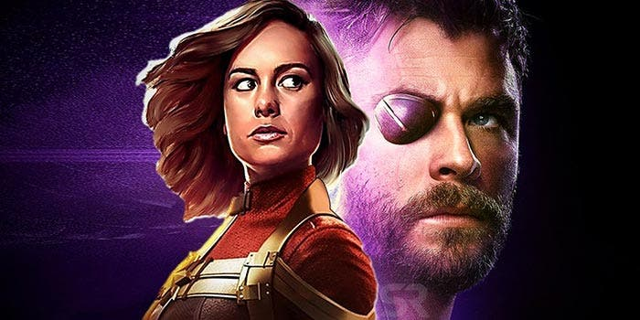 El spoiler de Capitana Marvel en Vengadores: Infinity War