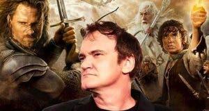 Quentin Tarantino iba a dirigir las películas de El Señor de los Anillos