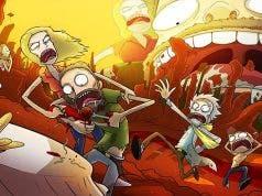 La temporada 4 de Rick y Morty