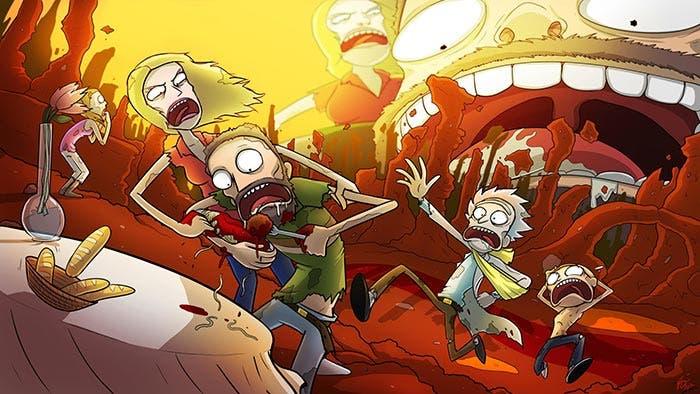 Problemas para Rick y Morty temporada 4 por denuncias de copyright