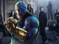 Thanos en Agentes de S.H.I.E.L.D.