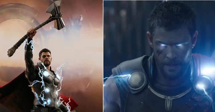 Cómo acaba Thor en Wakanda en Vengadores: Infinity War