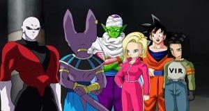 Torneo de Poder en Dragon Ball Super