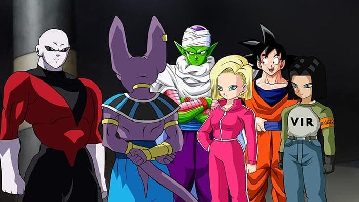 Torneo de Poder en Dragon Ball Super