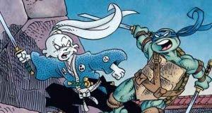 Impresiones de un traidor: Un conejo, un ratón... y cuatro tortugas