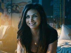 Vanessa en Deadpool 2