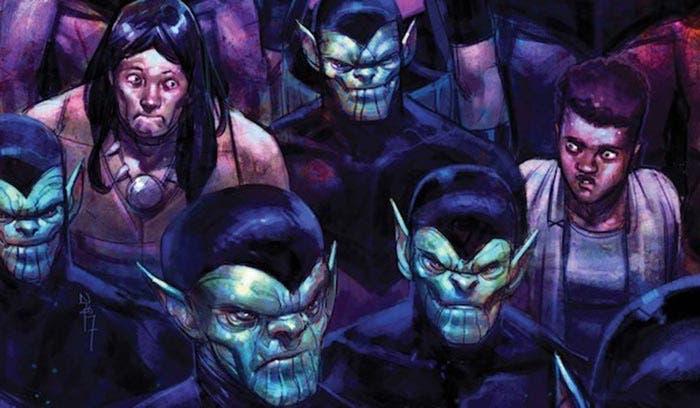 Skrulls (Capitana Marvel)
