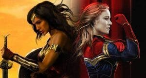 Wonder Woman vs Capitana Marvel