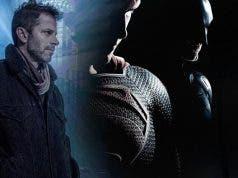 """Zack Snyder y la """"Snyder Cut"""" de la Liga de la Justicia"""