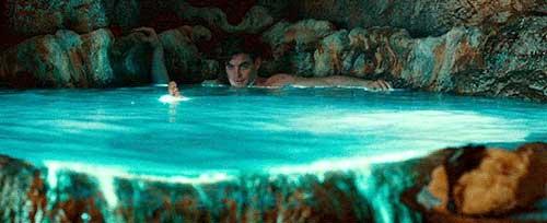 Steve Trevor en Themyscira