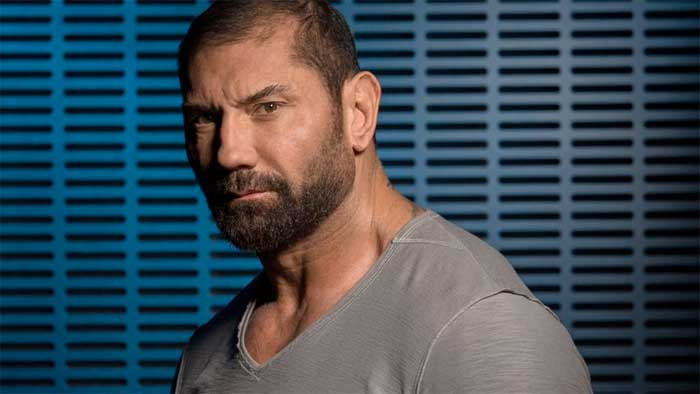 Body Bags Dave Bautista