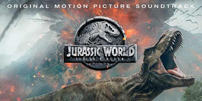 La BSO de Jurassic World 2: El reino caído (2018)