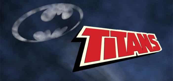 Batseñal en Titans (DC Universe)