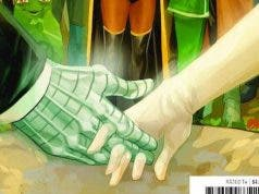 La boda de Marvel Comics en X-Men: Gold