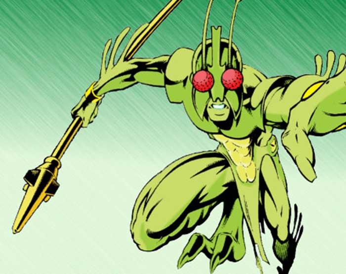 Bug | Los 5 superhéroes más pequeños de Marvel