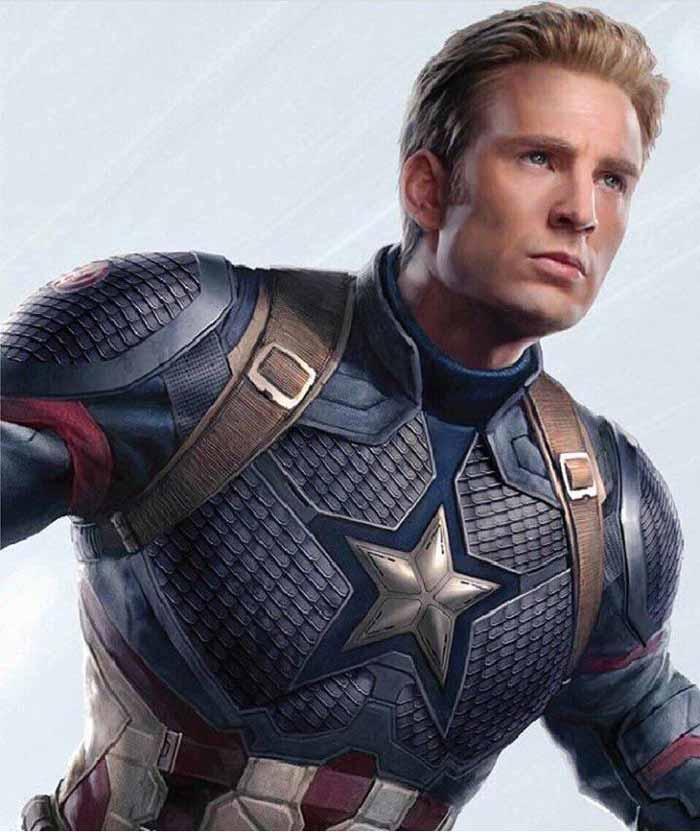 Capitán América en Vengadores 4 (2019)