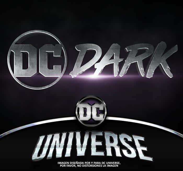El universo alternativo de DC Comics en el cine se llamará DC Dark