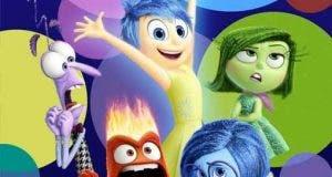 Del revés Pixar Disney