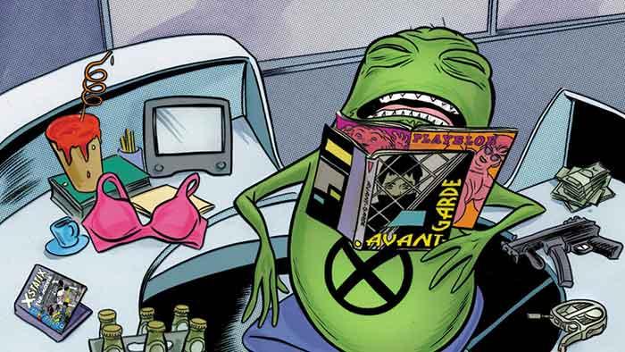 Doop | Los 5 superhéroes más pequeños de Marvel