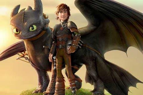 Revelados Detalles De Cómo Entrenar A Tu Dragón 3