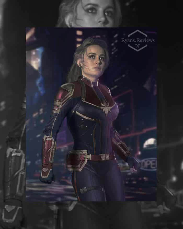 Capitana Marvel: Así podría ser el traje clásico de Brie Larson