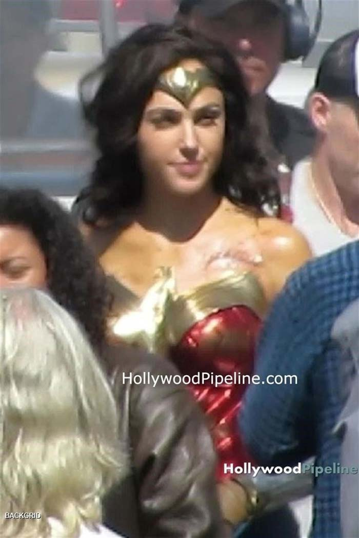 Gal Gadot, herida en Wonder Woman 1984