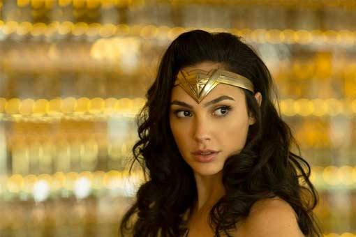 Gal Gadot Wonder Woman 1984- Forbes