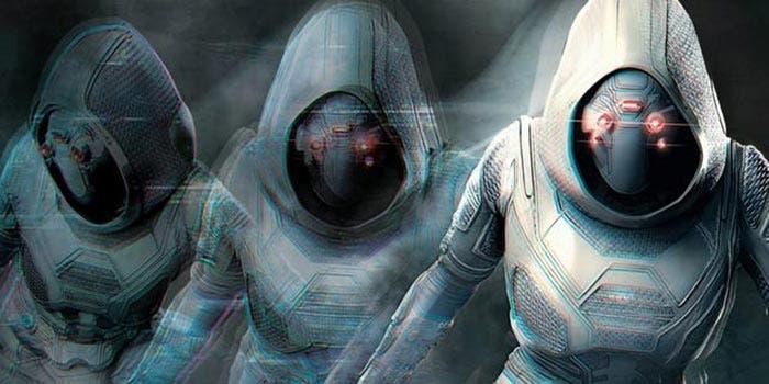 Ghost en Ant-Man y la Avispa