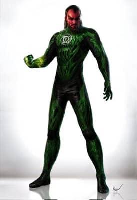 green lantern concept art sinestro