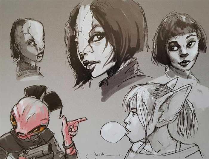 Emilia Clarke Han Solo: Una hisroria de Star Wars