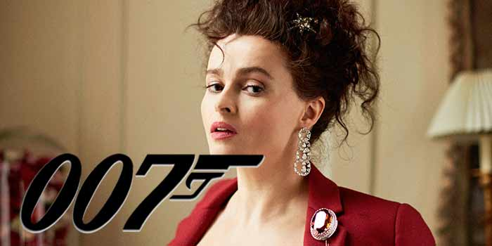 Helena Bonham Carter podría ser la villana de James Bond 25