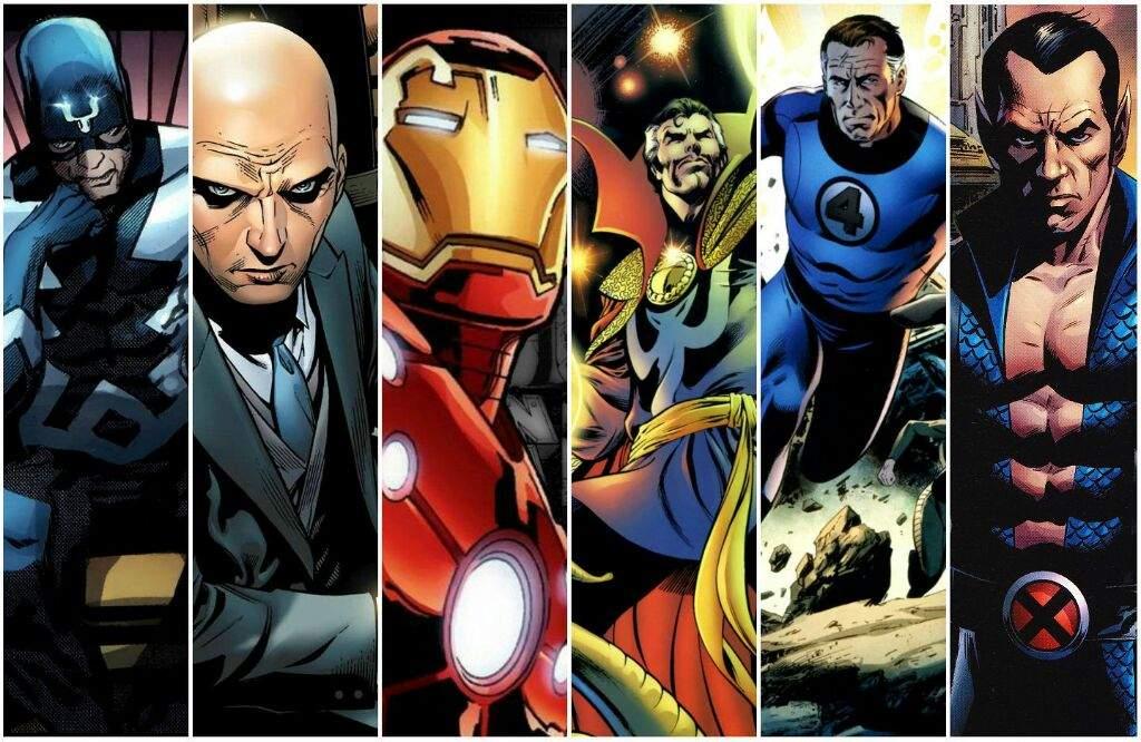 Los Illuminati el poderoso grupo de Marvel Studios aparecería en Vengadores 4.