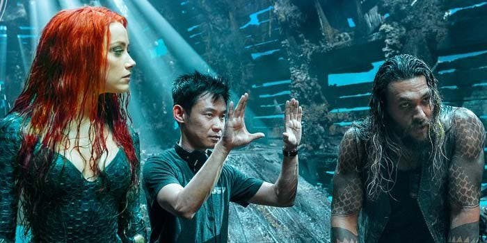 James Wan no sabe si dirigirá Aquaman 2
