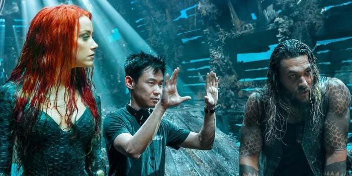 La historia detrás de este increíble cameo en Aquaman