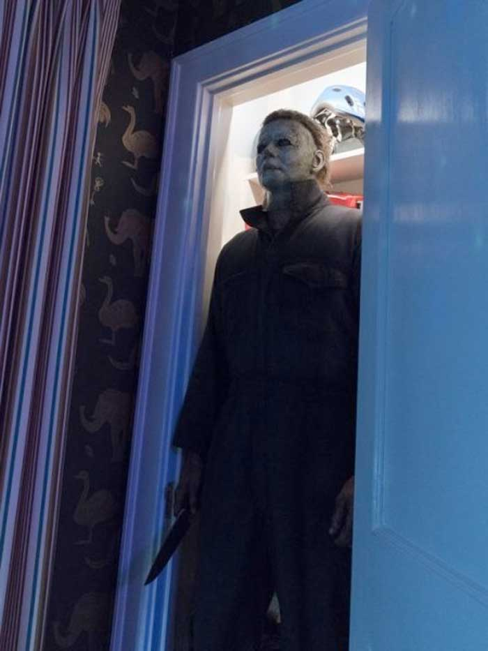 imágenes Halloween (2018) Michael Myers