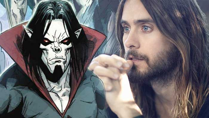 Jared Leto Villano Spider-Man Morbius