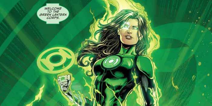 Jessica Cruz (Green Lantern Corps)