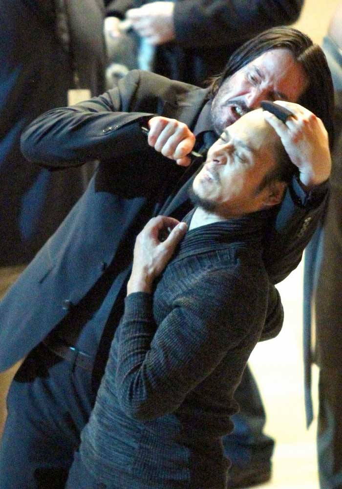 Primeras reacciones a John Wick 3: Parabellum ¡La mejor de la saga!
