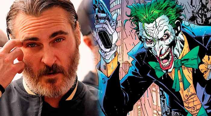 Nueva película de el Joker protagonizada por Joaquin Phoenix.
