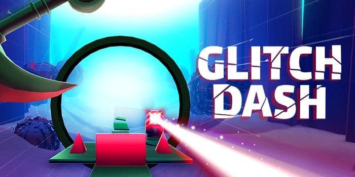 El juego Glitch Dash
