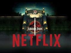 Jurassic Park en los estrenos de Netflix en julio