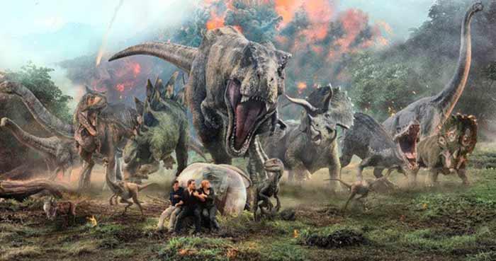 Crítica de Jurassic World 2: El reino caído