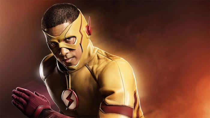 Kid Flash no saldrá en la temporada 4 de Legends of Tomorrow