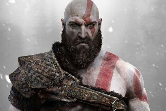 Kratos (God of War) The Game Awards
