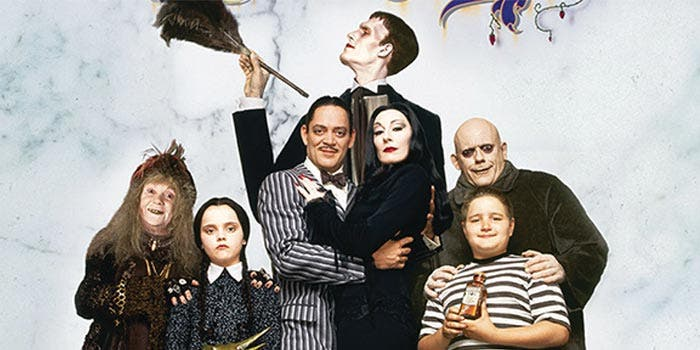 La película de La Familia Addams