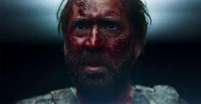 Nicolas Cage en Mandy (2018)