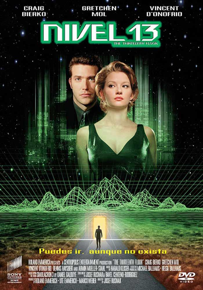 Nivel 13 (1999) ya está en Netflix España